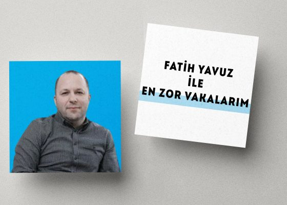 Fatih Yavuz – En Zor Vakalarım