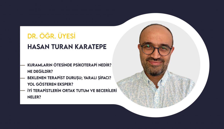 Terapistin Alet Çantası Eğitimi – Hasan Turan Karatepe