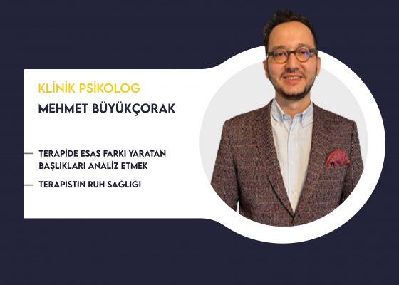 Terapistin Alet Çantası Eğitimi – Mehmet Büyükçorak
